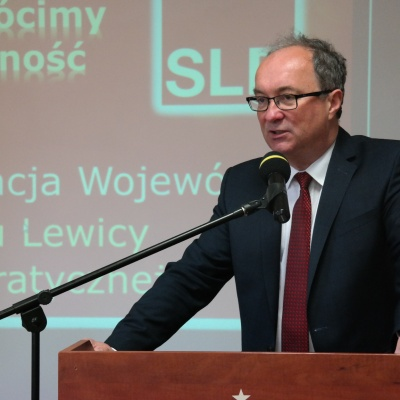 Konwencja Wojewódzka SLD, Kielce, 28.04.2018